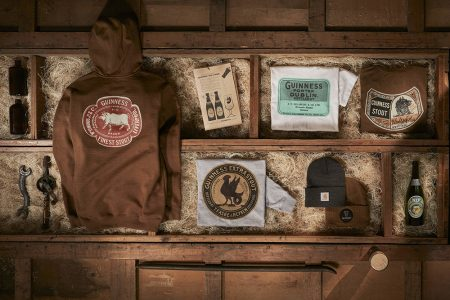 Guinness x Carhartt Heritage Collection