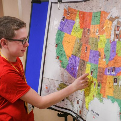 Scholarship Program Seeking Each U.S. State's Top Youth Volunteers