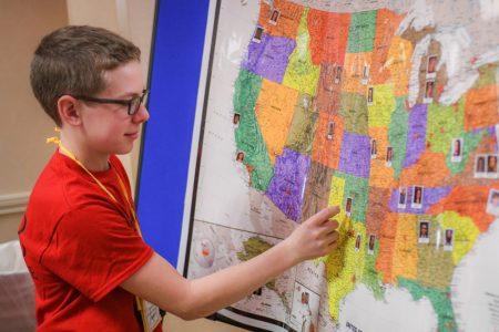 Scholarship Program Seeking Each U.S. State's Top Youth Volunteers