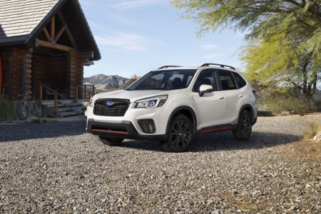 Subaru of America Reports August Sales As Best Month Of 2020