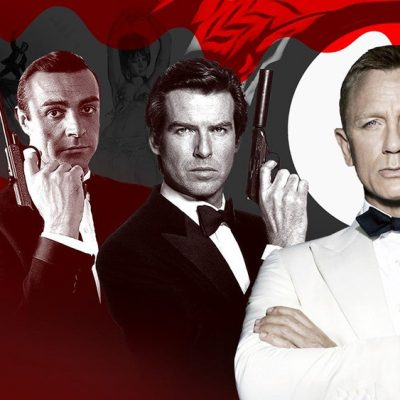The World's Most Famous Secret Agent is Celebrated With the Release of 'The Best of Bond…James Bond'