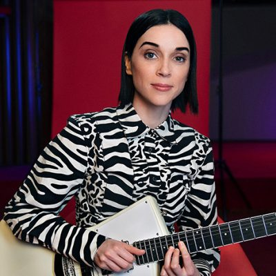 Grammy Award-Winning Artist Annie Clark Gives an Intimate, Rare Look Into Her Artistic Development and Creative Process