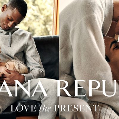 Banana Republic Debuts 'Love The Present' and Partners With Feeding America and CARE on Giving Tuesday