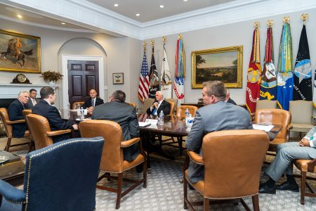 C12 Invited to Discuss COVID-19 and Positive Economic Outlook at the White House