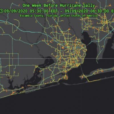 Connected Vehicle Data Provides Real-time Hurricane Evacuation Information for Departments of Transportation to Facilitate Faster, Safer Evacuation