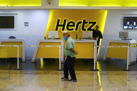 Hertz Global Holdings Secures Commitments Of $1.65 Billion In Debtor-In-Possession Financing
