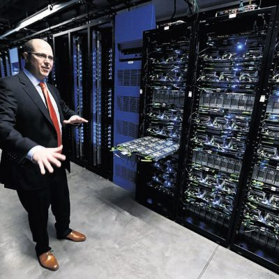 Impact of Facebook Data Centers on U.S. Economy, Environment and Community