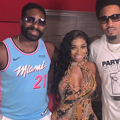 Recording Artists Dyamond Doll, Ball Greezy, Trina And DJ Irie Collaborate For Miami Heat (Dwade Remix) And Music Video