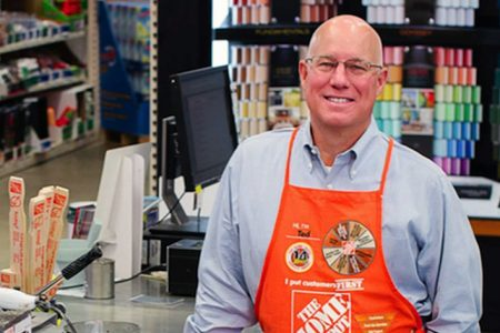 The Home Depot Names Ted Decker President and Chief Operating Officer