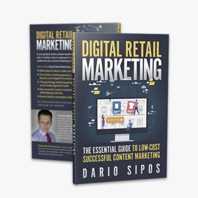 """""""Digital Retail Marketing"""" Book Review: The Essential Guide to Low-Cost Successful Content Marketing"""