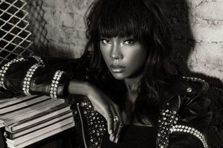 Afiya Bennett Makes Stunning Appearance in L'officiel Brasil in Honor of Black Awareness Day in Brasil