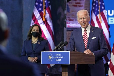 Latinx Voters Confident About Incoming Biden Administration; Pandemic & Economic Recovery Among Top Priorities