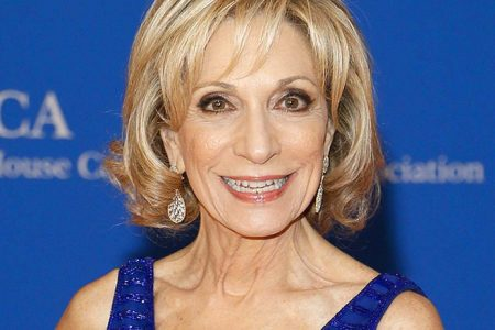 NBC News Correspondent Andrea Mitchell Announced as American University's Fall 2020 Commencement Speaker