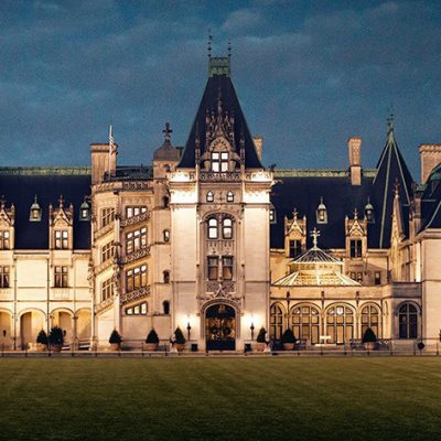 Christmas at Biltmore: 125 Years of Vanderbilt Christmas Traditions Celebrated This Holiday Season