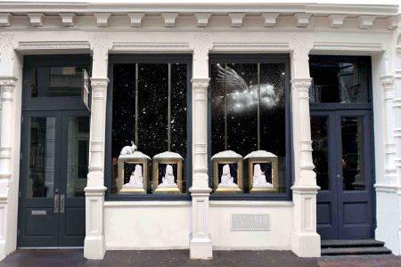 David Yurman 2020 Holiday Campaign 'Star Dreaming'