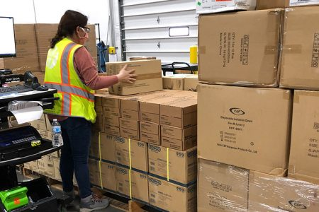 Direct Relief Boosts PPE Deliveries to Hotspots as COVID-19 Cases Reach New Highs in U.S.