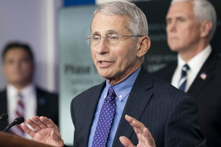 'Get Ready for a Painful Winter': Interview With Dr Anthony Fauci and Ahmad Thomas