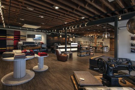 Legendary Wool Blanket Company Opens First-Ever Chicago Store in the River North Neighborhood