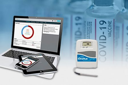 Primex Offers COVID-19 Vaccine Storage Temperature Monitoring Solutions