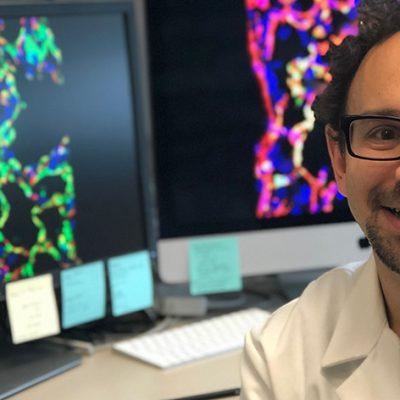 Pulmonary Fibrosis Researcher Dr. Jeremy Katzen Wins NIH Award