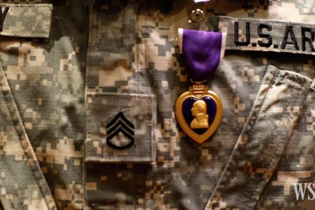 Purple Heart Honorees Announced for National Tribute, Representing States Across America