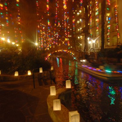 San Antonio Holiday Traditions Spark Hope and Joy with Early Lighting of River Walk Lights