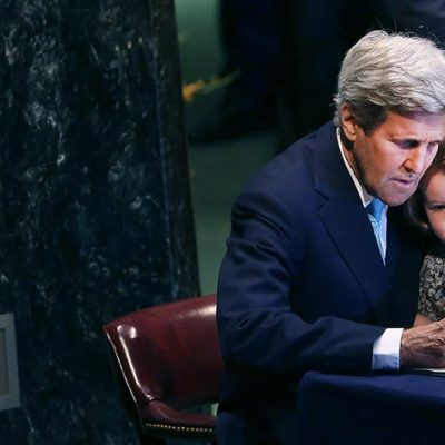 "The Foundation for Climate Restoration Looks Forward to Collaboration with John Kerry, the Incoming Administration's Special ""Climate Envoy"""