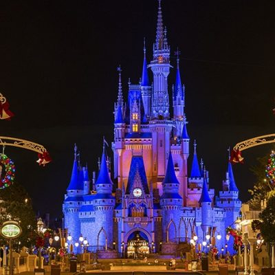 The Merriest Time of Year Begins With New Entertainment Experiences at Walt Disney World Resort