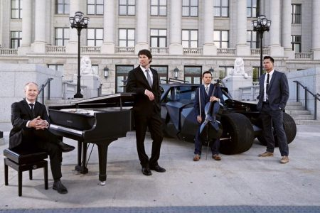 "THE PIANO GUYS Release New 2-disc Album ""10"" in Celebration of Their Tenth Anniversary as a Group"