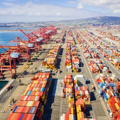 America's Busiest Port And IBM Partnered Up to Help Secure Maritime Supply Chain