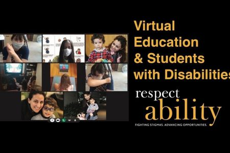 New Virtual Education Guide to Help Students With Disabilities Succeed