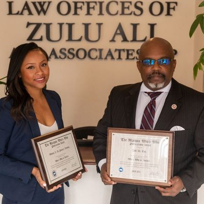 Black Father-Daughter Legal Duo Inducted Into the Prestigious Marquis Who's Who Registry