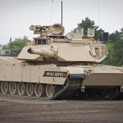 General Dynamics Awarded $4.6 Billion U.S. Army Contract for Latest Configuration of Abrams Main Battle Tanks