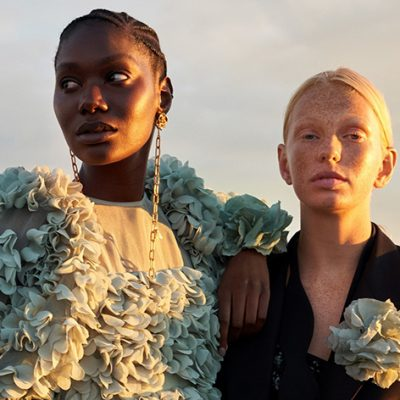 H&M Conscious Exclusive FW20 Collection Introduces Exquisite Pieces Crafted From Sustainably Sourced Materials Made From Waste