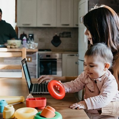How the Best Workplaces Are Supporting Parents During the Pandemic and Beyond