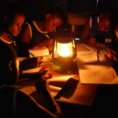 A Third of the World's Population Are Left Without Steady Power