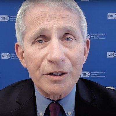 Q&A With Dr. Anthony Fauci: COVID-19 Vaccine Education Effort