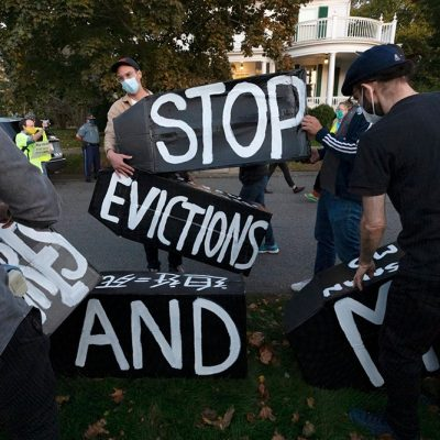 With Congressional Announcement of COVID Relief, What's Next to Avoid Mass Evictions?