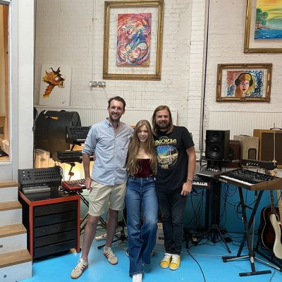 Sony/ATV Extends Global Deal With Becky Hill