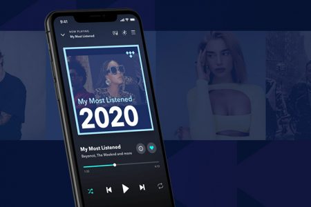 TIDAL Releases 'My 2020 Rewind' for Members to Look Back at their Year in Music