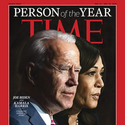 2020 TIME Person of the Year: Joe Biden and Kamala Harris