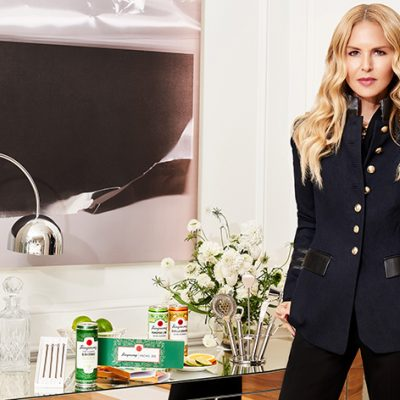 Tanqueray Teamed Up With Fashion Icon Rachel Zoe to Create the Capsule Collection