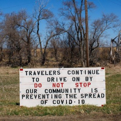 The U.S. Government's Failed COVID-19 Response Echoes Historic Mistreatment of Native Americans