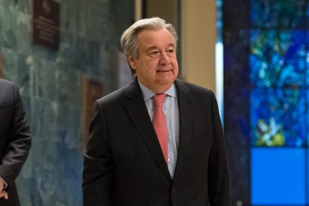 UN Secretary-General: Making Peace With Nature Is the Defining Task of the 21st Century