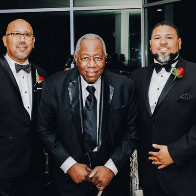 "100 Black Men of Atlanta, Inc. Honors the Legacy of Member and Baseball Hall of Famer Henry ""Hank"" Aaron"