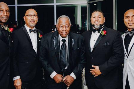 "100 Black Men of Atlanta, Inc. Honors the Legacy of Member and Baseball Hall of Famer Henry ""Hank"" Aaron"