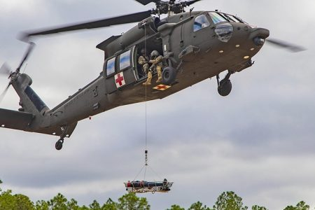 2021 Defense Bill Will Help US Army Reduce Accidents, Save Lives and Precisely Deliver Sensitive Payloads