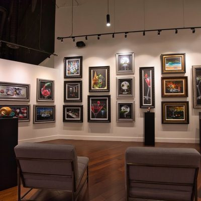 New Las Vegas Art Gallery Exceeds Expectations Despite Pandemic Restrictions