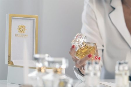 Exquisite Perfume Collection by Benigna Parfums Premiering Soon in a Cinema