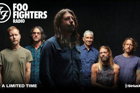 Foo Fighters Launch Exclusive SiriusXM Radio Channel 'Foo Fighters Radio'